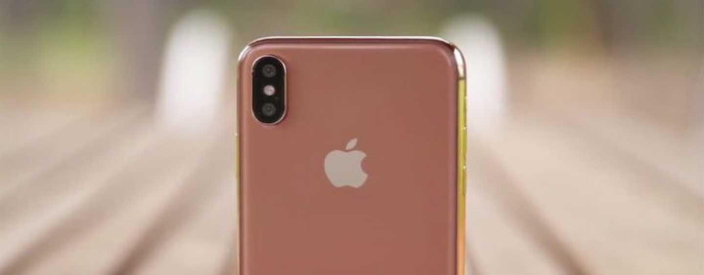 Apple X May Get a New Colour Option: Could be 'Blush Gold'