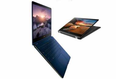 Asus Launches ZenBook Flip S, World's Thinnest Convertible Laptop in India at Rs. 1,30,990