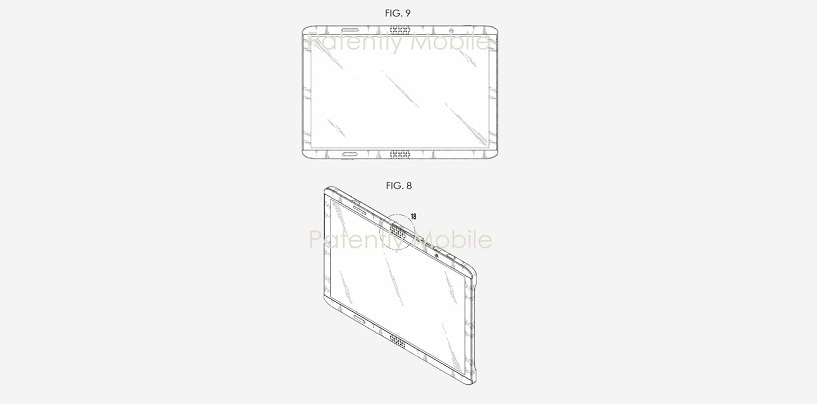 Samsung Gets Design Patent for Foldable Smartphone: Could be Galaxy X