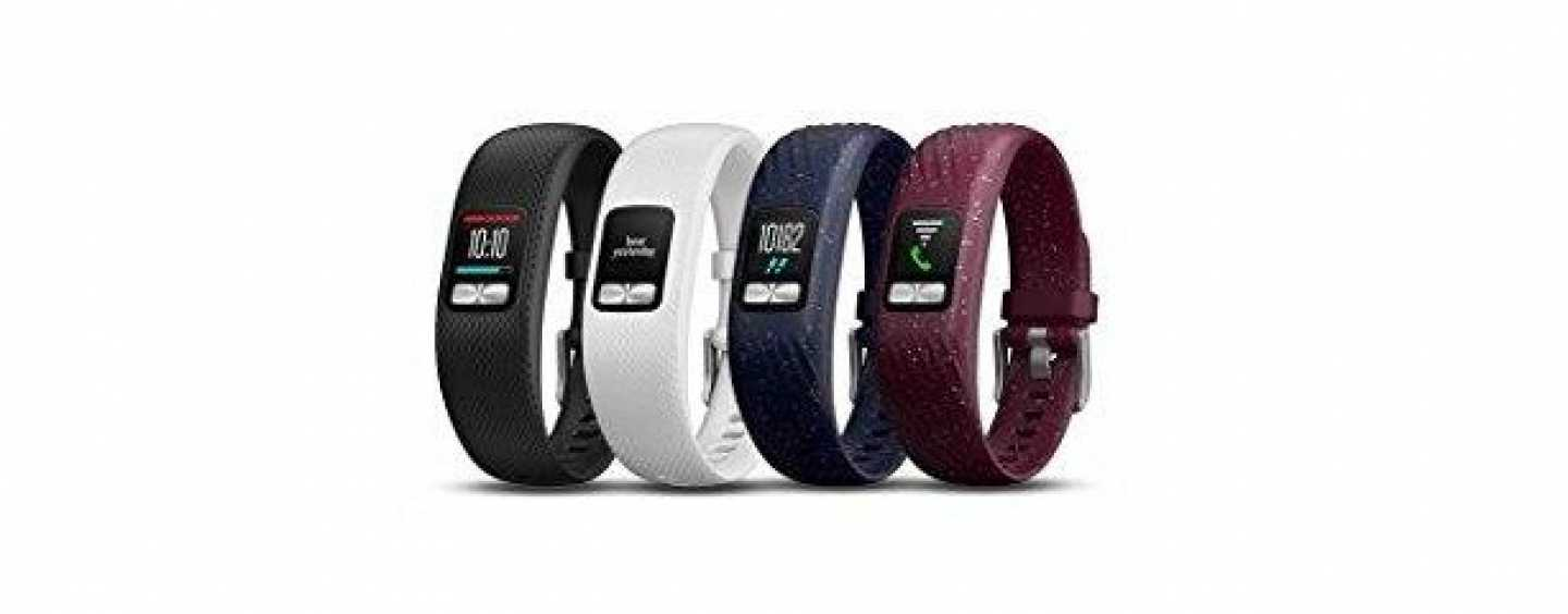 Garmin Vivofit 4 With Year-Long Battery Life Launched in India: Price Rs. 4,999