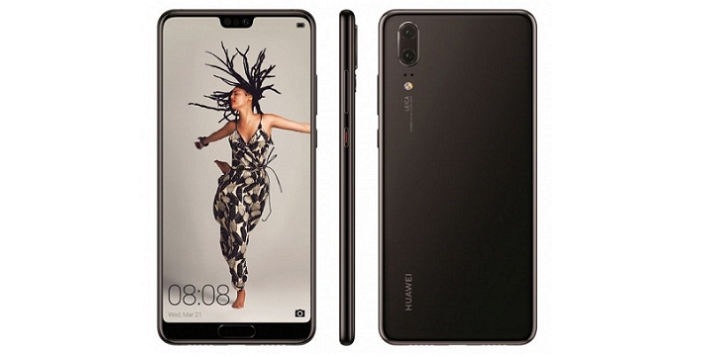 Fresh Leaks of Huawei P20, P20 Lite and P20 Pro: Shows iPhone X-Like Top Notch