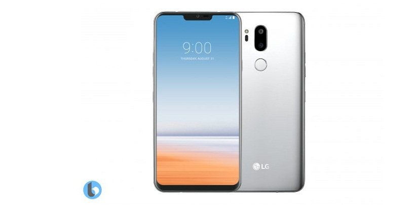 LG G7 Concept Renders: Features iPhone X-like Notch, Bezel Less Design, Dual Camera Setup