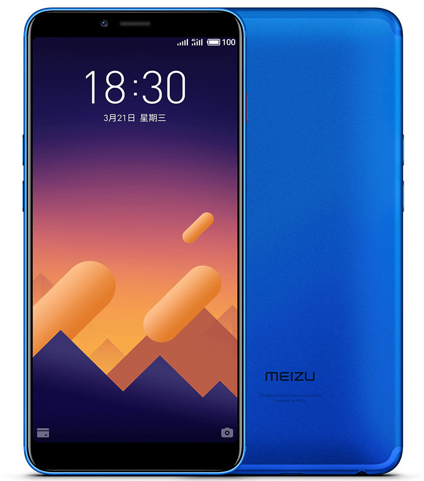 Meizu E3 Officially Launched: Snapdragon 636 SoC, 6GB RAM, 18:9 Display