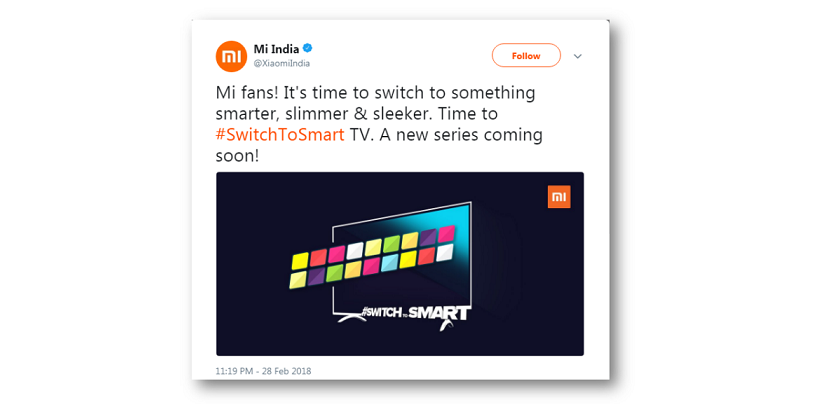 32-inch and 43-inch Xiaomi Mi TV 4A May Launch in India Soon, Prices Leaked
