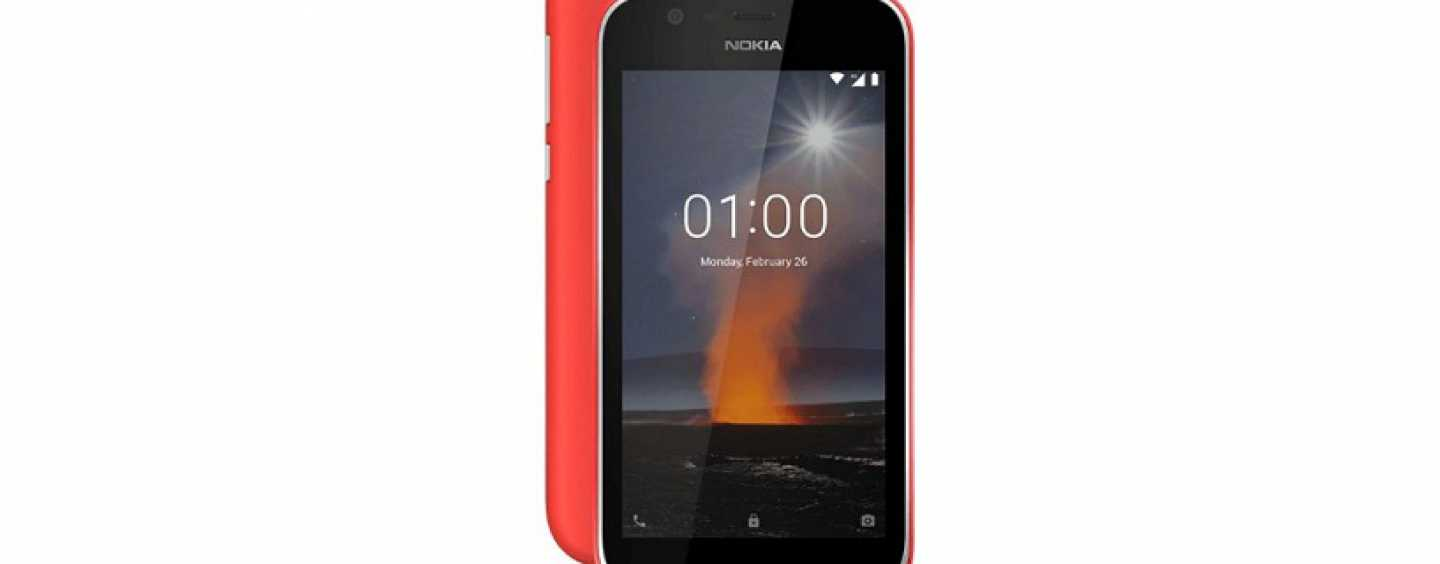 Nokia 1 Android Oreo (Go Edition) launched in India at Rs. 5,499: Specs, Offers and Availability