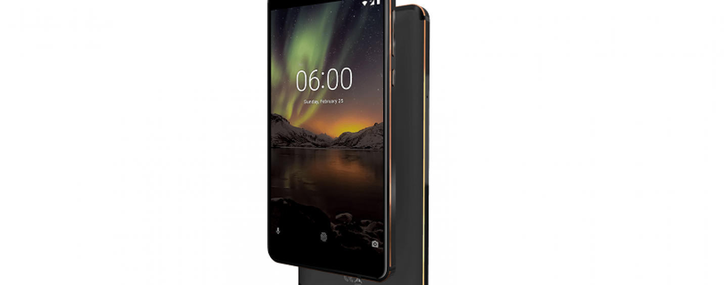 Nokia 6 with 3GB RAM Gets Rs. 1500 Price Cut in India