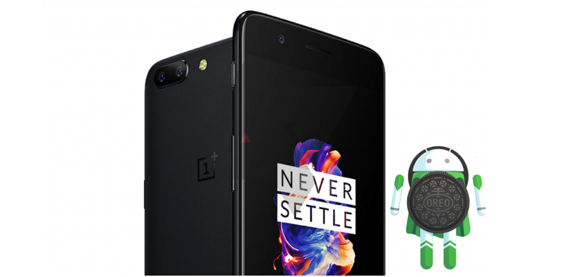OnePlus 5 Receives Android 8.1 Oreo: Auto Pick-up Gesture and More