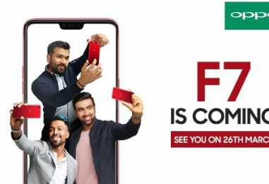 OPPO F7 Will Have an Additional Variant Dubbed as F7 Youth