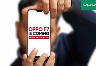 Oppo F7 To Launch in India on March 26: Media Invites are Out