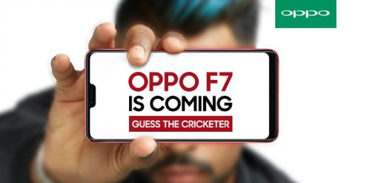Oppo F7 Teased Officially: Features Full-Screen Display, May Launch on March 26