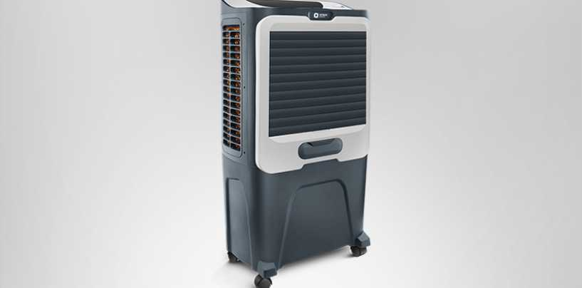 Orient Unveils Ultimo Air Cooler