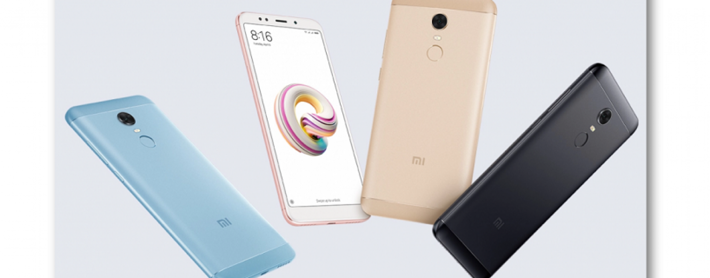 Xiaomi Redmi Note 5 and Note 5 Pro Set for China Launch on 16 March 2018