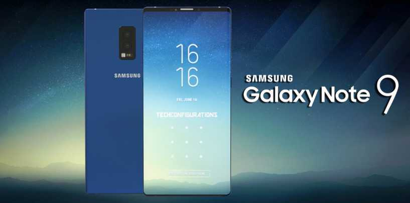 Samsung Galaxy Note 9 Could Launch in July to Outshine Apple's 2018 Line of iPhones