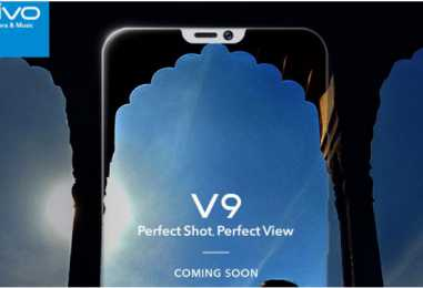 Vivo V9 Specifications and Design Revealed on Official Website in India-Launch on March 26