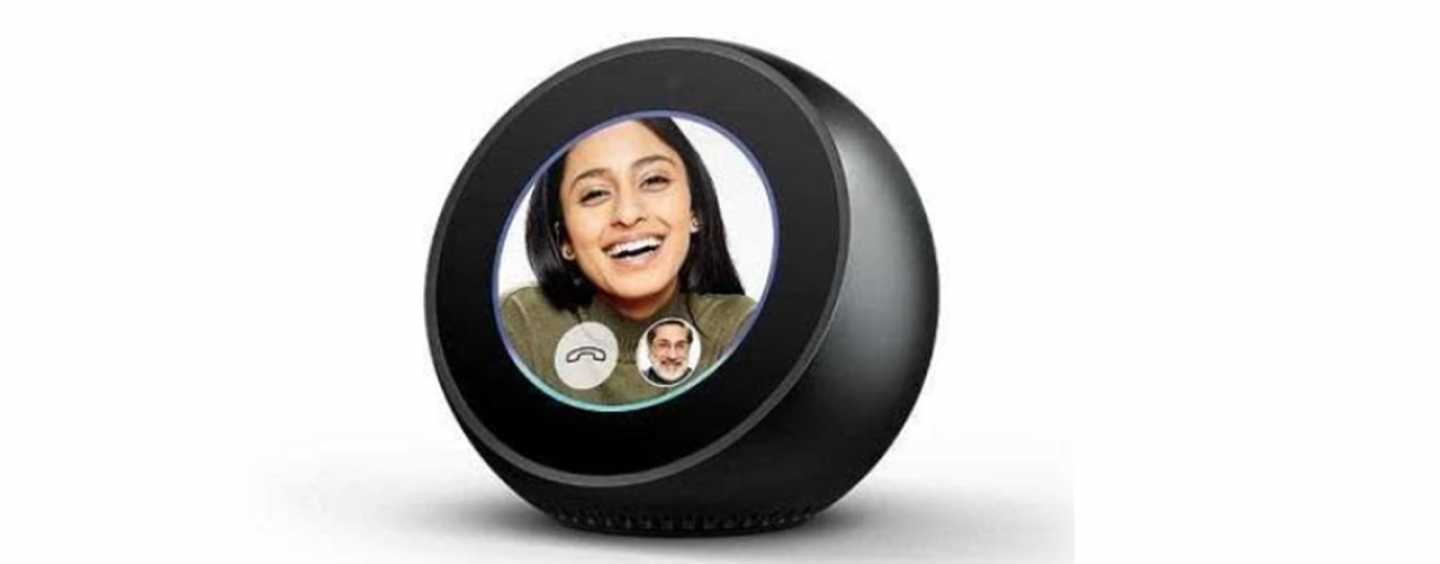 Amazon Echo Spot With Circular Video Display Launched At Rs. 10,499