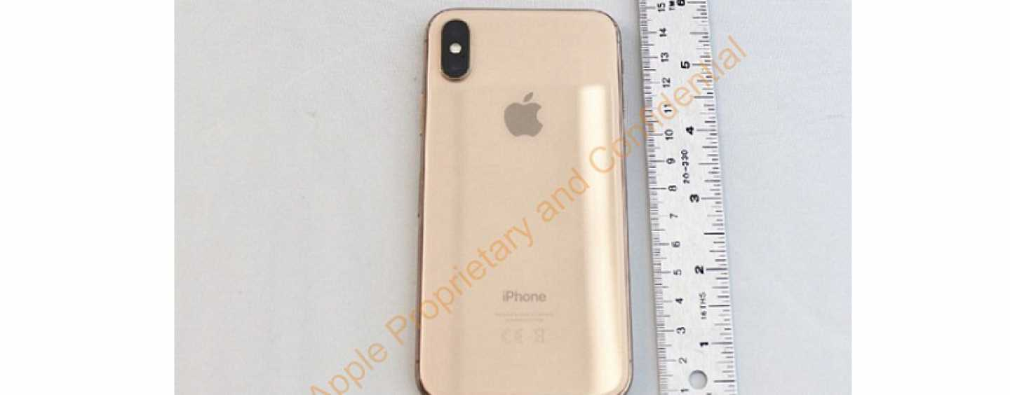 Apple iPhone X Gold Was in The Making: Suggests FCC Report
