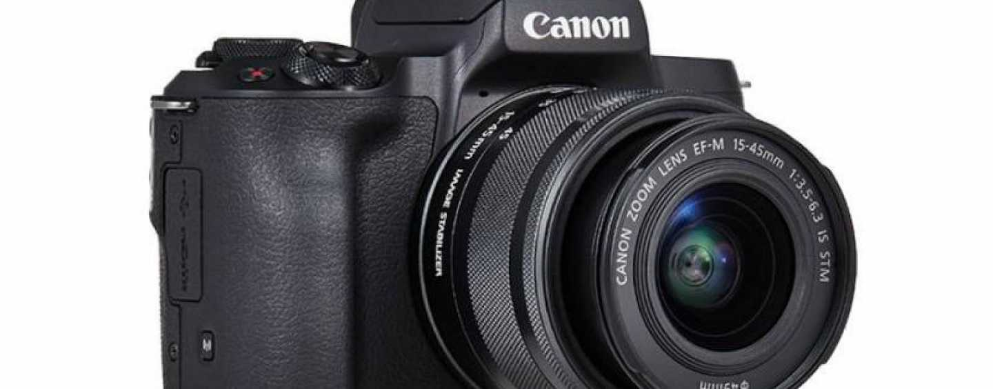 Canon EOS M50 Mirrorless Camera Launched For Rs 61,995 In India