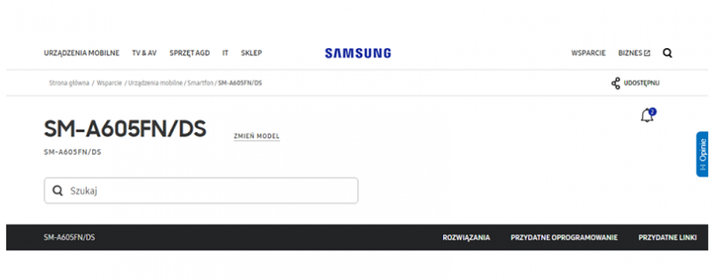 Samsung Galaxy A6+ Spotted on The Official Site: Expected to Be Announced by April End