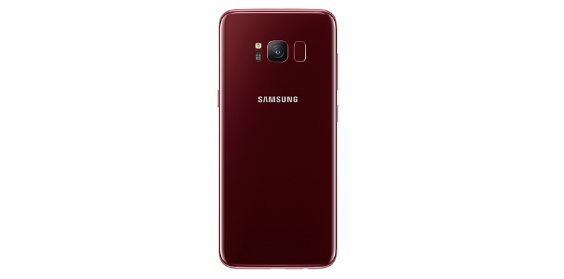Samsung Galaxy S8 'Burgundy Red' Colour Variant Launched in India: Price Rs. 49,900