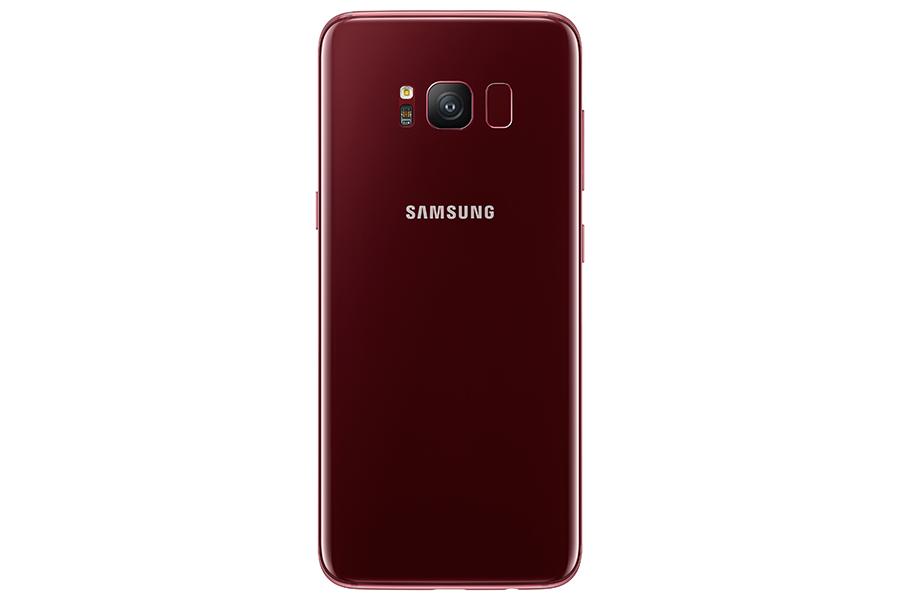 Galaxy S8 Burgundy Red