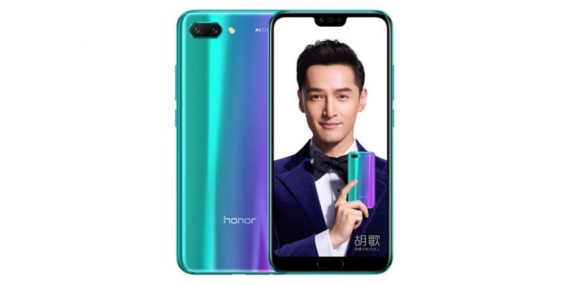 Honor 10 With Notched Display Unveiled in China Ahead of its Global Launch