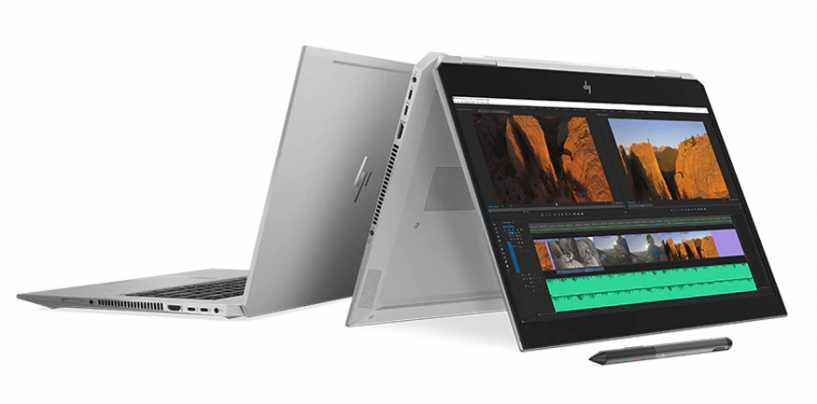 HP ZBook x360 G5 – the world's most powerful convertible PC unveiled