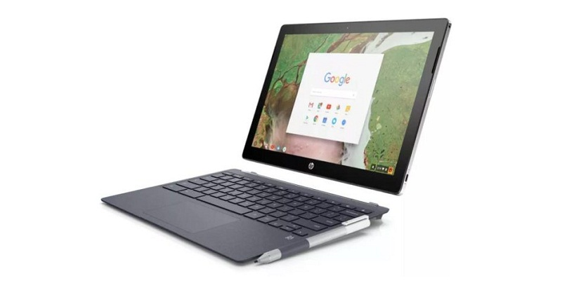 HP Launches Chromebook x2, The World's First Detachable Chromebook