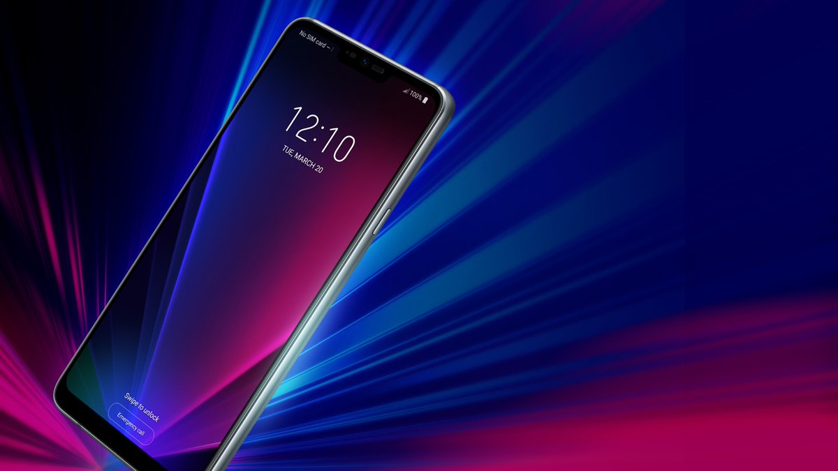 LG G7 ThinQ Leaked Again in Render: Reveals Side Power Key