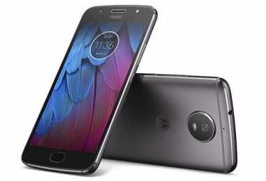 Moto G5S Slashes Price To Rs. 9999 In India
