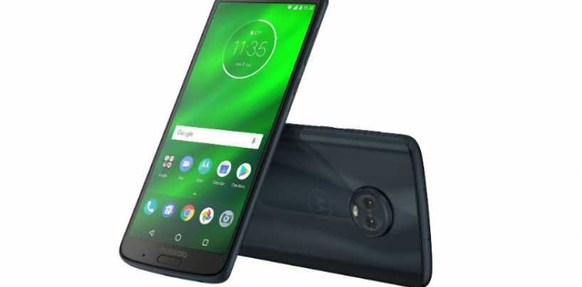 Moto G6, G6 Plus and G6 Play Launched