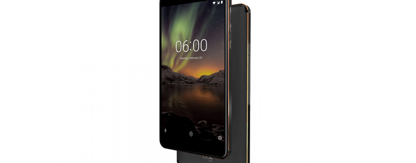 Nokia 6 (2018) With Snapdragon 630 SoC Goes on Sale in India at Rs. 16,999