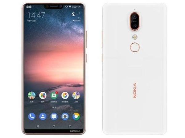 Nokia X6 Leaks With Display Notch, 19:9 Aspect Ratio