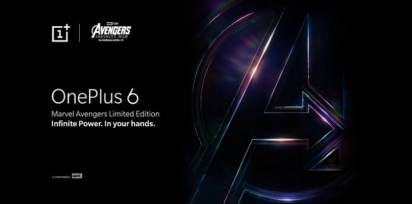 OnePlus 6 Marvel Avengers Limited Edition Confirmed to Be Launched on May 17