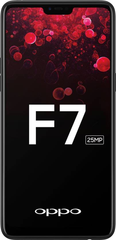 Oppo F7 Diamond Black Special Edition