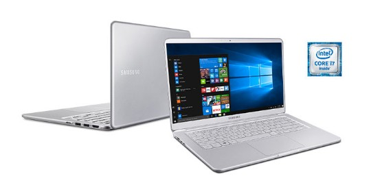 Samsung Launches Notebooks With Intel 8th Gen CPUs