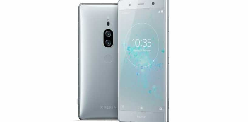 Sony Xperia XZ2 Premium Smartphone with Dual Camera and 4K Display Unveiled