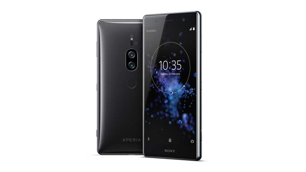 sony xperia xz2 premium smartphone with dual camera and 4k display unveiled versus by compareraja. Black Bedroom Furniture Sets. Home Design Ideas