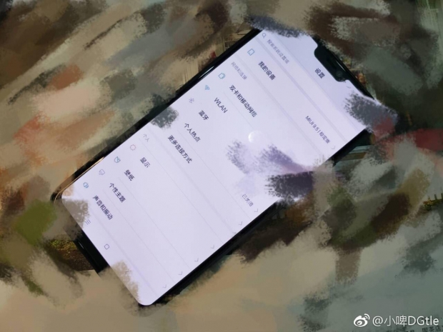 Xiaomi Mi 7 Leaked Again: Shows Top Display Notch