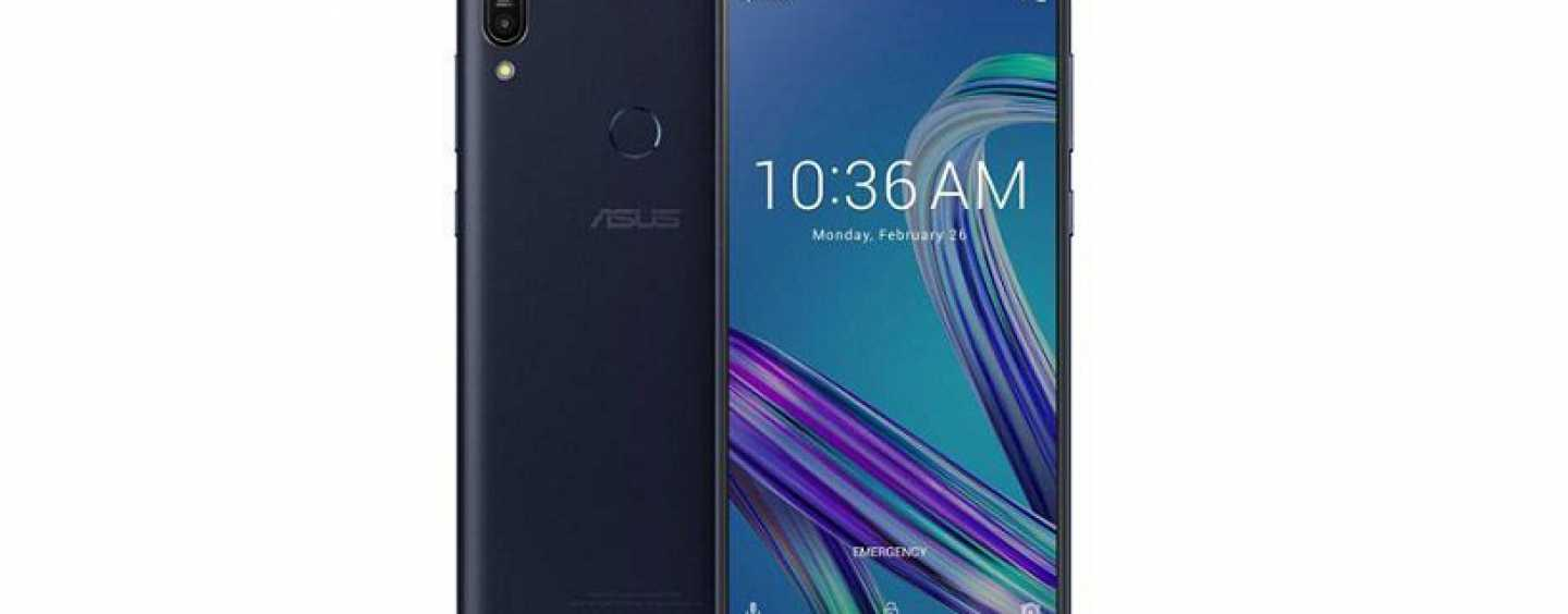 Asus Zenfone Max Pro M1 Set For Sale In India From May 10