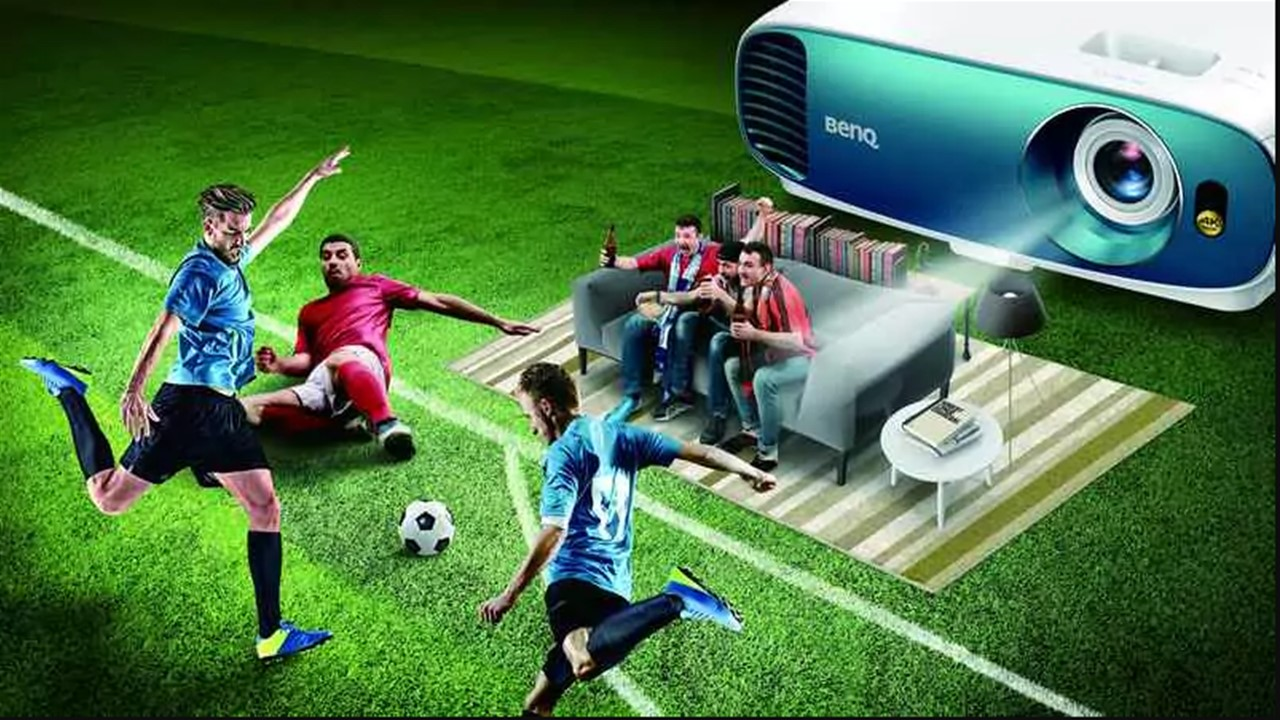 BenQ Launches TK800 4K HDR Projector For Big-Screen Experience