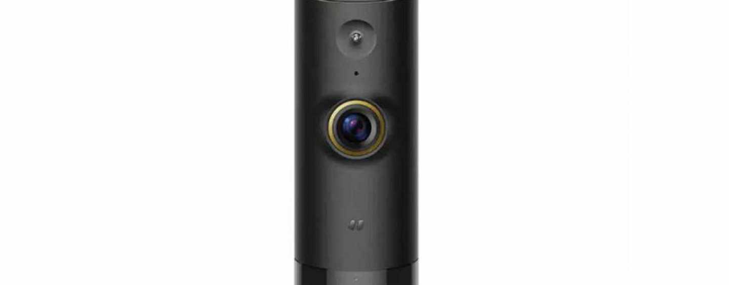 D-Link DCS-P6000LH Mini HD Wi-Fi Camera Launched For Rs 2,995