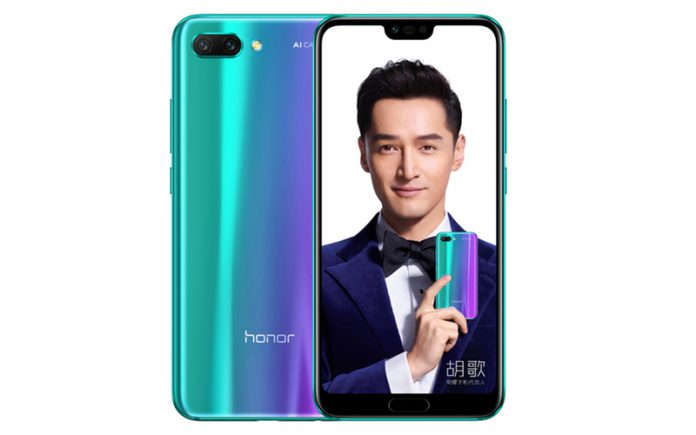 Honor 10 with 6GB RAM to Launch in India on May 15: Will be Flipkart