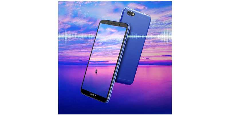 Honor 7S Budget Smartphone Launched in Pakistan
