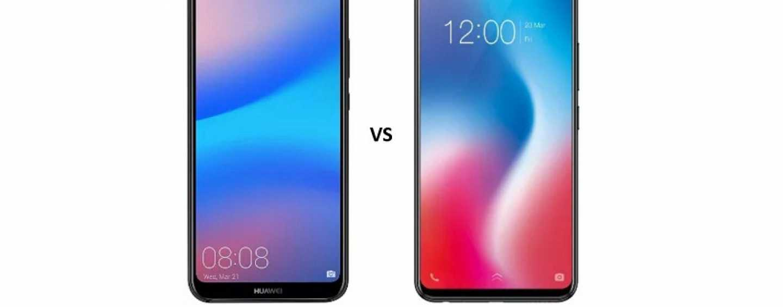 Compare Huawei P20 Lite vs Vivo V9: Price, Performance and Camera