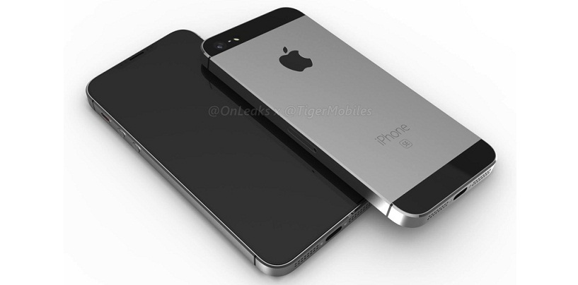 Apple iPhone SE 2 Leaked in 3D Render Images and Video