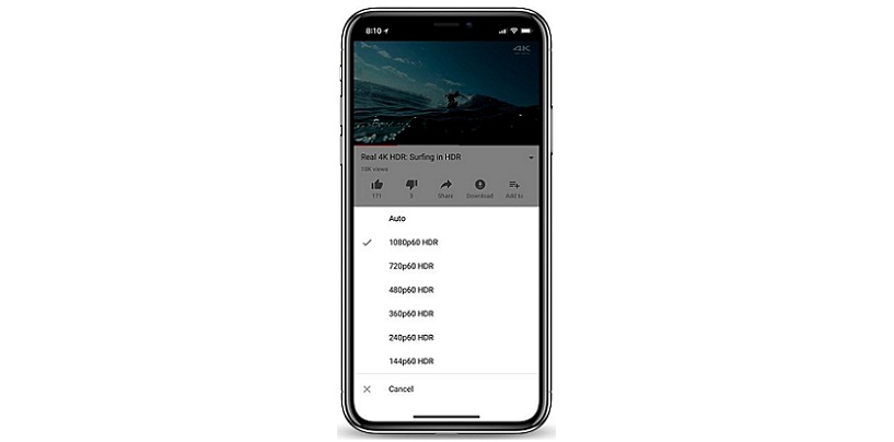 Apple iPhone X Set To Receive HDR Support From Youtube