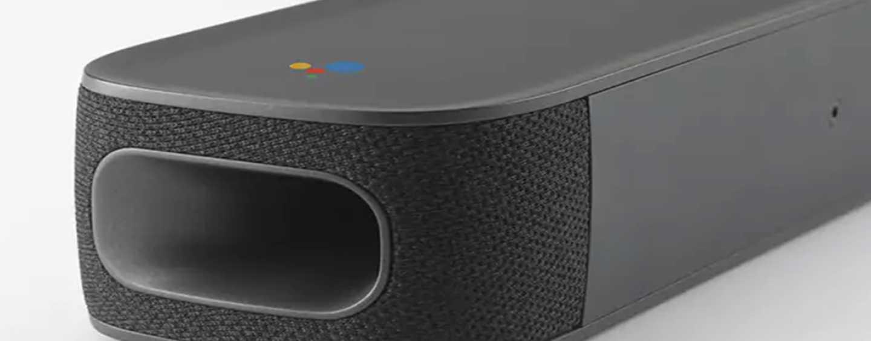 Google Announces JBL Link bar – Smart Soundbar With Google Assistant, Android TV Integration