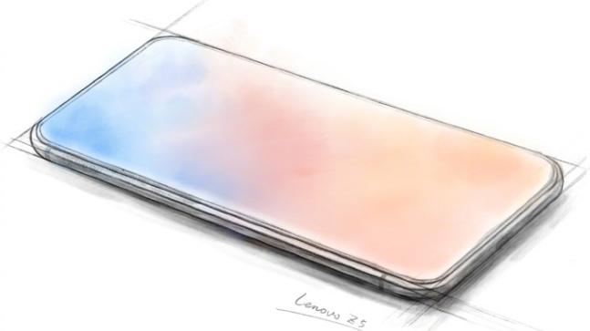 Lenovo Z5 Could be World's First Smartphone with Nearly 100 per cent Screen-to-Body Ratio