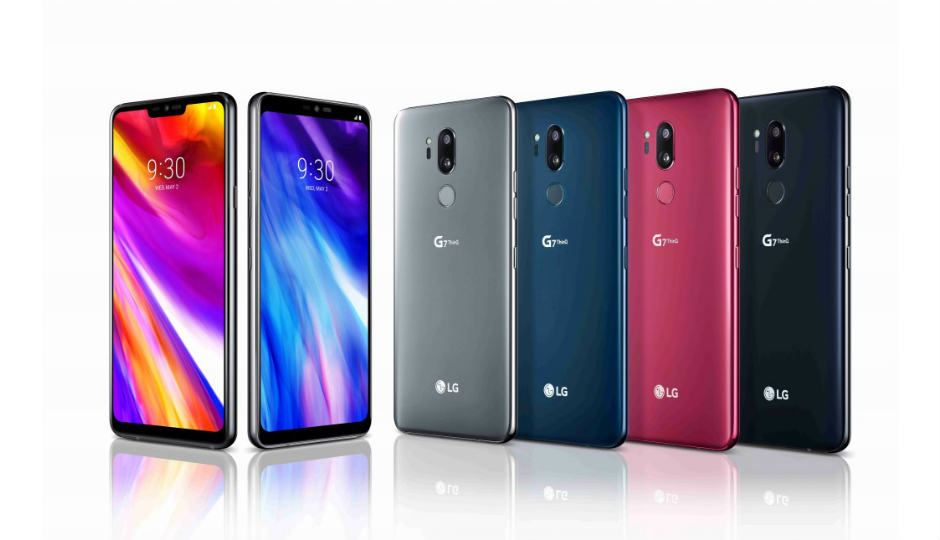 LG G7 Thinq and G7+ Thinq Launched with Dedicated Button for Google Assistant