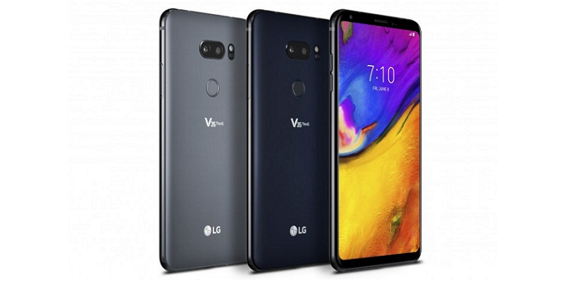 LG V35 ThinQ Launched Silently: A Beefed-up Version of V30S ThinQ